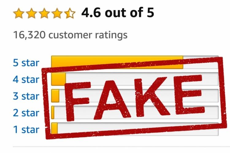 Amazon et les faux avis