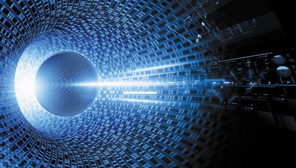 D'après la gravité entropique, l'univers serait formé de qubits.