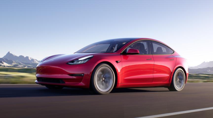 Tesla Model 3 voiture électrique Pays-Bas