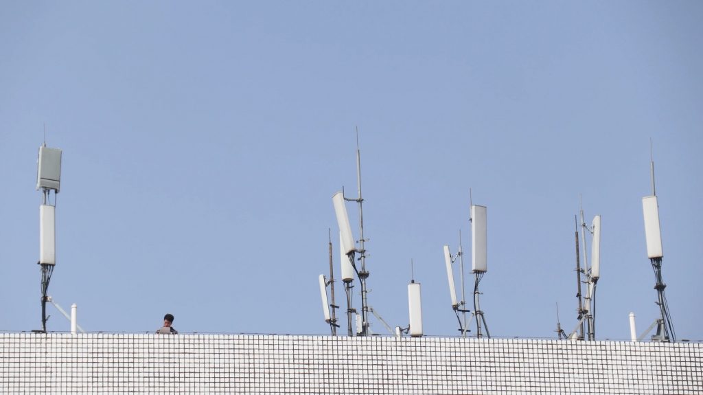 Des antennes 5G