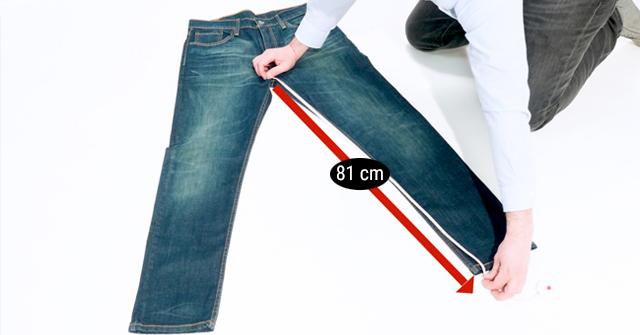 mesure de la longueur ou length